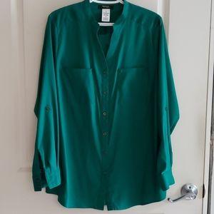 Style & Co plus size blouse
